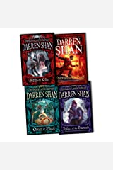 Darren Shan 4 Books Collection Pack Set RRP: £36.46 (The Saga of Larten Crepsley  - Birth of a Killer, The Saga of Larten Crepsley (2) - Ocean of Blood, The Saga of Larten Crepsley (3) - Palace of the Damned, The Saga of Larten Crepsley (4) - Brothers to the Death) Paperback
