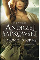 Season of Storms: A Novel of the Witcher: A Novel of the Witcher – Now a major Netflix show Paperback