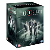 The X-Files Complete Series, Seasons 1-11 [Blu-ray]