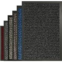 BLADO Barrier Mat Non Slip Door Mat Rubber Mats Floor Mats Kitchen Rugs Washable Light Weight Rubber Multi Color And…