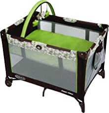 Graco Pack N Play Playard with Automatic Folding Feet Zuba (Multicolor)