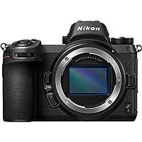Nikon Z 7 Spiegellose Vollformat-Kamera mit Nikon FTZ-Adapter (45,7 MP, AF mit 493 Messfeldern, 5 Achsen…