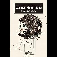 Nubosidad variable (Compactos nº 134) (Spanish Edition)