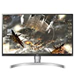 LG 27 inch 4K-UHD HDR 10 Monitor with IPS Panel, HDMI x 2, Display Port, AMD Freesync  - 27UK650