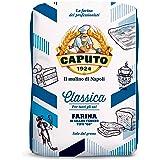 Caputo Pizzeria Farina Blu 1 Paquete De 1Kg. / Calidad Premium De Italia / Rico En Proteínas. 1000 ml