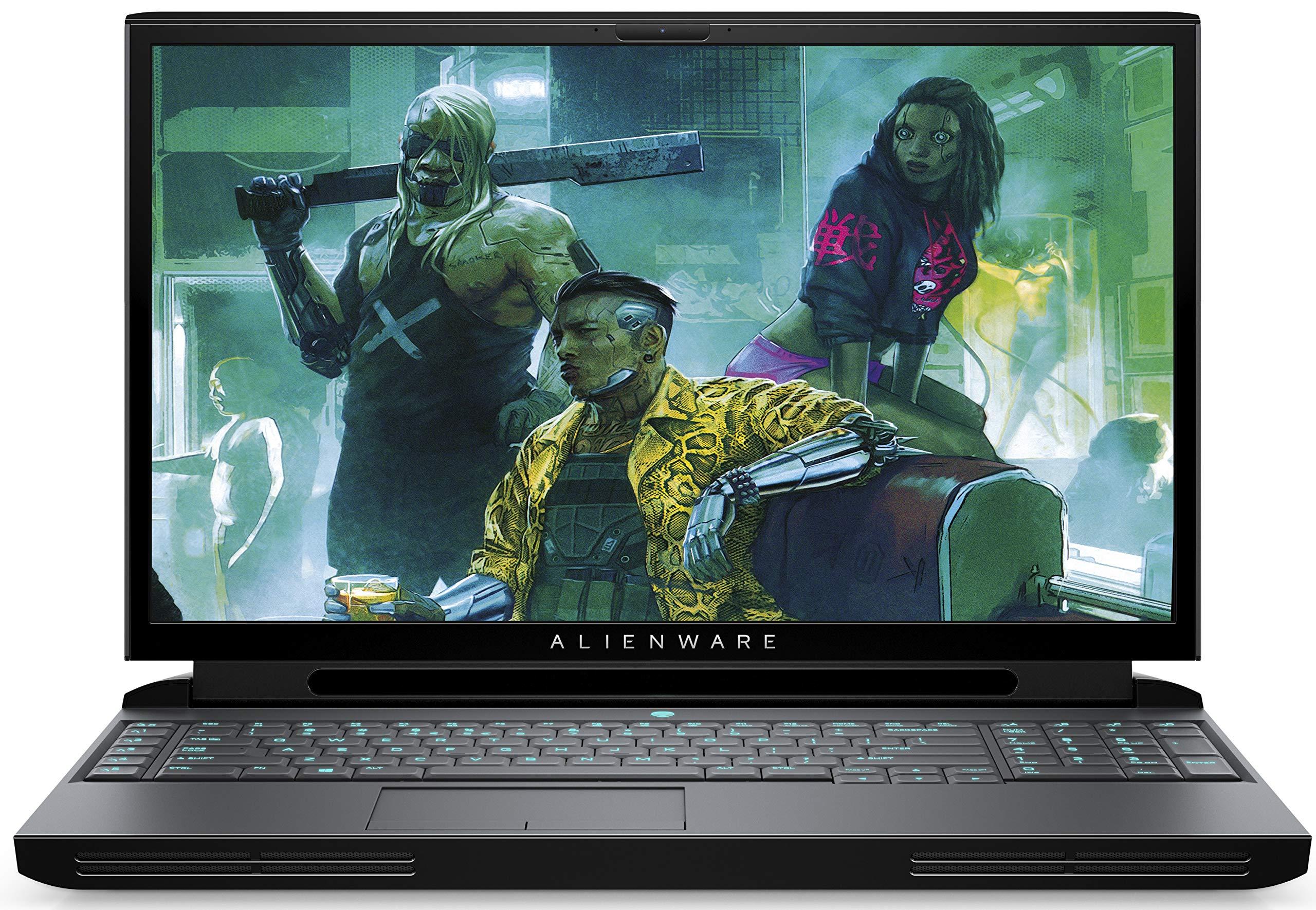 Alienware m15 R2 15.6 Inch FHD 144Hz with Tobii Eye Tracker Gaming Laptop – (Lunar Light) Intel Core i7-9750H, 16 GB RAM…