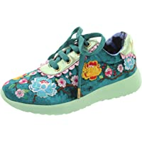 Irregular Choice Green Fingers 4473-14A Women's Lace-Up Shoes