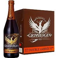 Grimbergen Birra Double Ambree (Abbazia) - 6 bottiglie da 750 ml