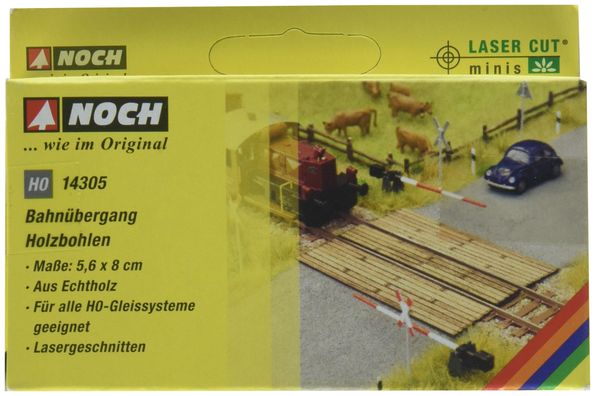 con croci di s.andrea kit taglio laser 14307 Noch HO barriere PP.LL