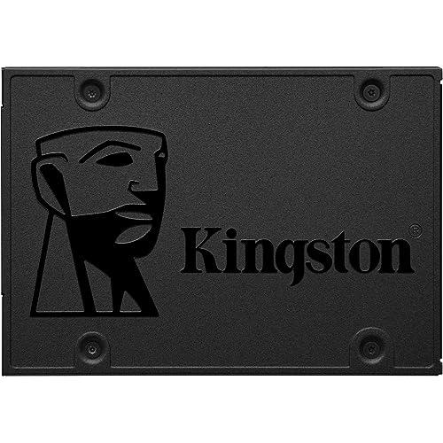 """Kingston A400 SSD SA400S37/480G Unità a Stato Solido Interne 2.5"""" SATA, 480 GB"""