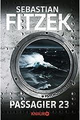Passagier 23: Psychothriller Kindle Ausgabe