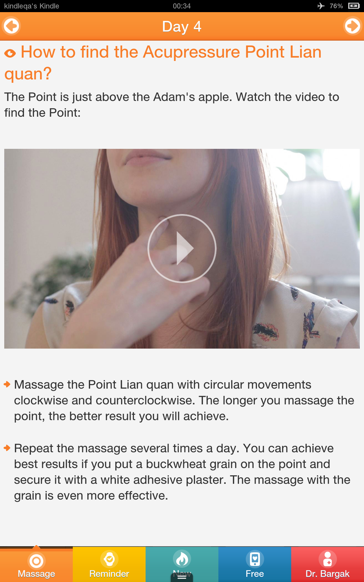 Stop Smoking Instantly With Chinese Massage Points ...