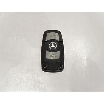Mini Gizmos Chiave Mercedes AMG C E Chiavetta di archiviazione USB Flash Drive 2.0di 64GB