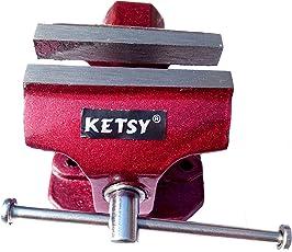 KETSY Metal 992 Baby Vice Bench Type Slide Wali Heavy 60mm