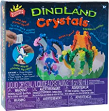Scientific Explorer Dinoland Crystals, Multi Color