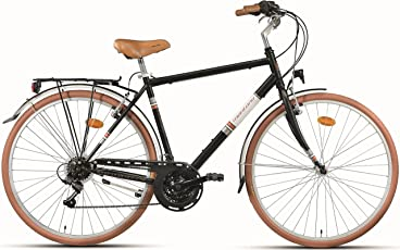 28 Zoll Herren City Fahrrad 21 Gang Montana Streetland