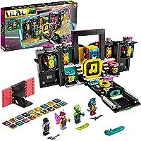 LEGO 43115 VIDIYO The Boombox Beatbox Music Video Maker, Jouet Musical et Application de Réalité Augmentée pour Enfants