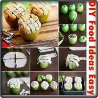 DIY Food Ideas Easy