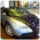 Simulador de carreras de coches Bugatti