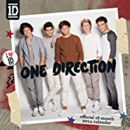 Official One Direction Square 2014 Calendar (16 Month) (Calendars 2014)