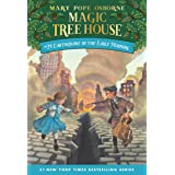 Magic Tree House #24: Earthquake in the Early Morning (A Stepping Stone Book(TM)) (Magic Tree House (R))