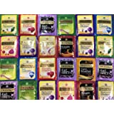 Twinings Tea Refill Box 10 Assorted Flavours, 100 Individually Wrapped Enveloped Tea Bags Black teas, Green teas and…