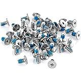 """Poppstar Harde Schijf Schroeven voor 3,5"""" Harde Schijven, Nr. 6-32 UNC x 6 mm, Zilver, PC Schroevenset van 50"""