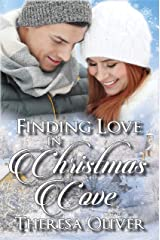 Finding Love in Christmas Cove: Clean Holiday Romance Kindle Edition