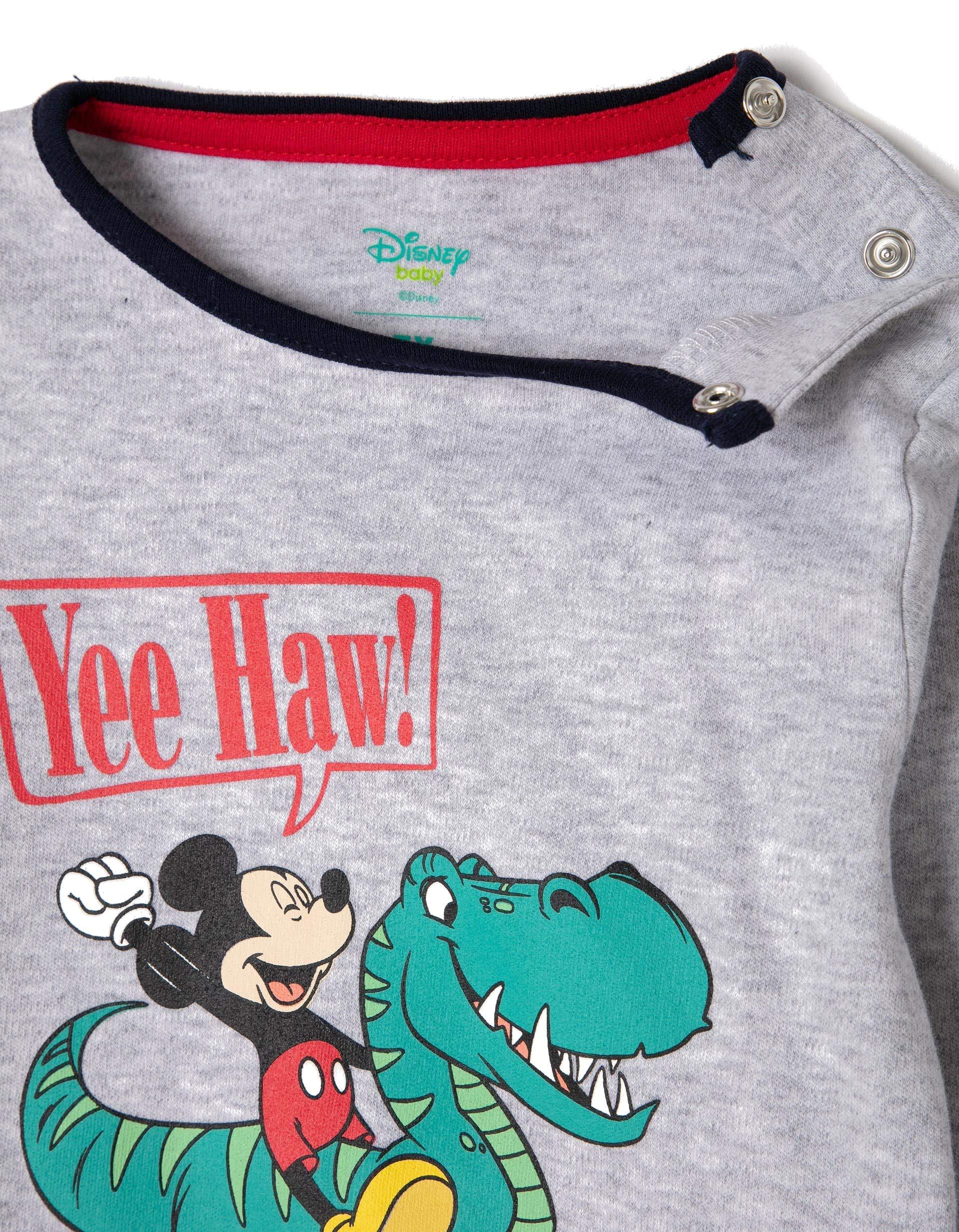 ZIPPY Mickey ZY Conjuntos de Pijama para Bebés 3