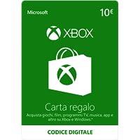 Xbox Live - 10 EUR Carta Regalo [Xbox Live…