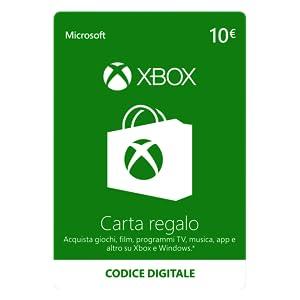 Xbox Live – Carta Regalo [Xbox Live Codice Digital]