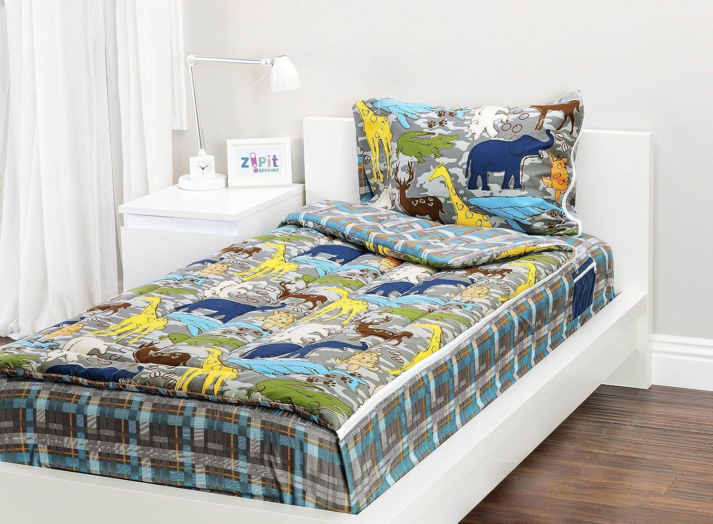 Zipit Parure de lit à fermeture Éclair - vos Feuilles et couette ...