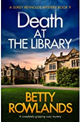 Death at the Library: A completely gripping cozy mystery (A Sukey Reynolds Mystery Book 9) Kindle Edition