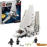 LEGO 75302 Star Wars La Navette impériale Jeu de Construction Minifigurines de Luke Skywalker avec Son Sabre Laser et…