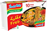 INDOMIE INDOMIE Fried Noodles, 10 x 80GM