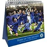 Official Chelsea 2021 Desk Calendar - Desk Easel