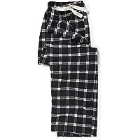 Savile Row Men's Pyjama Bottoms - Cotton/Mixed Classic Casual Soft Trousers Lounge Pants Loungewear Nightwear Sleepwear…