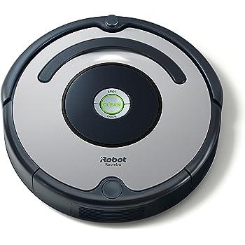 iRobot Roomba 615 Robot aspirapolvere, 30 W, 30 Decibel, Argento