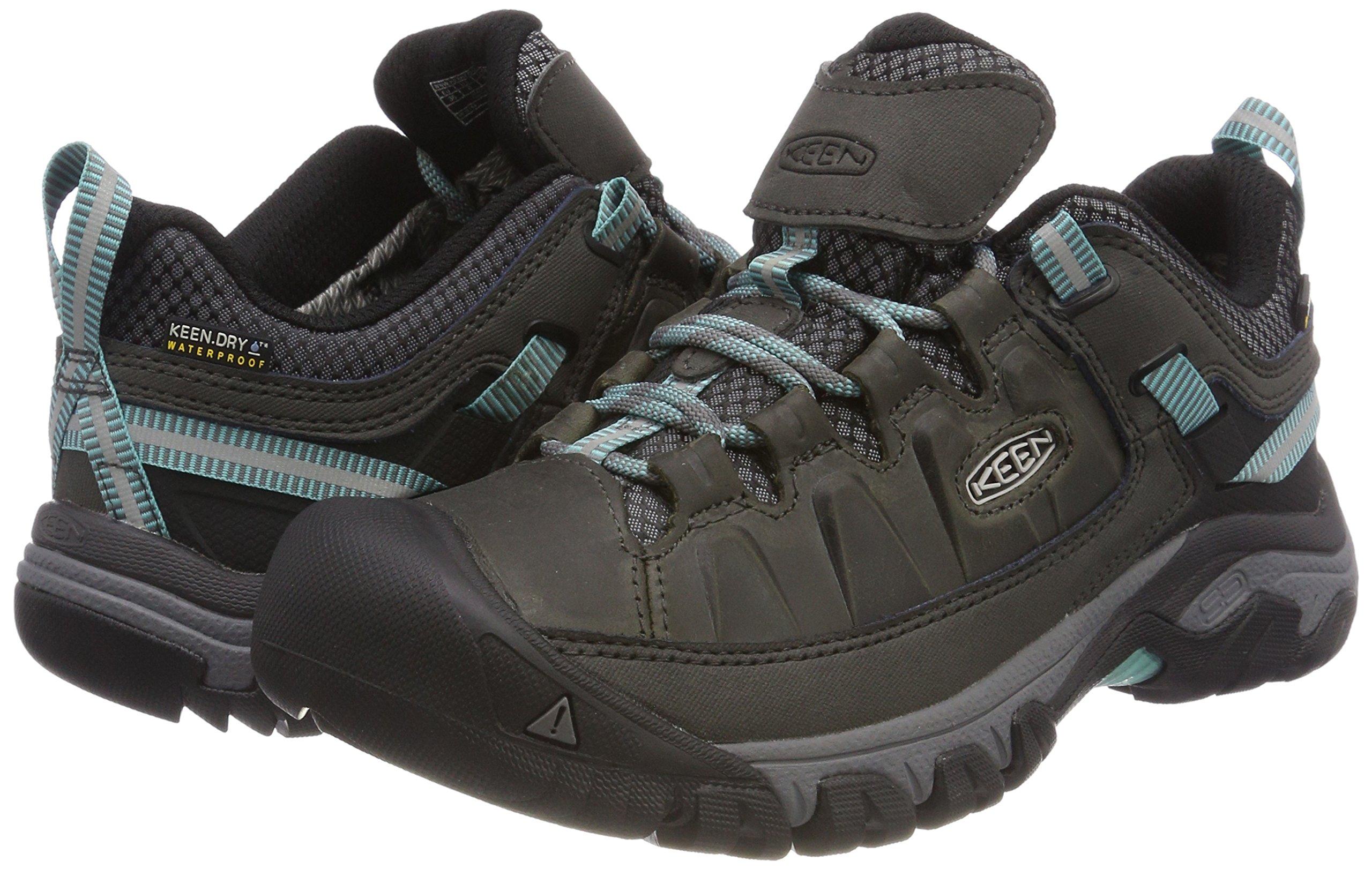 KEEN Women's Targhee Iii Wp Low Rise Hiking Shoes 5