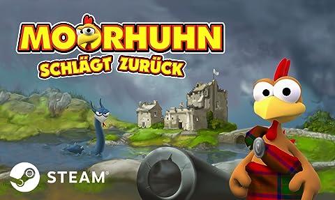 MOORHUHN schlägt zurück [PC Code - Steam]
