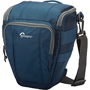 Lowepro Toploader Zoom 50 AW II LP36703 Camera Bag  Galaxy Blue