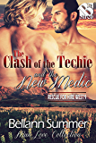 The Clash of the Techie and the New Medic [Rescue for Hire West 9] (Siren Publishing The Bellann Summer ManLove Collection) (English Edition)