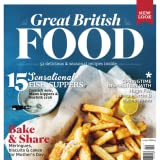Great British Food - gourmet cuisine produced with the very best of British produce