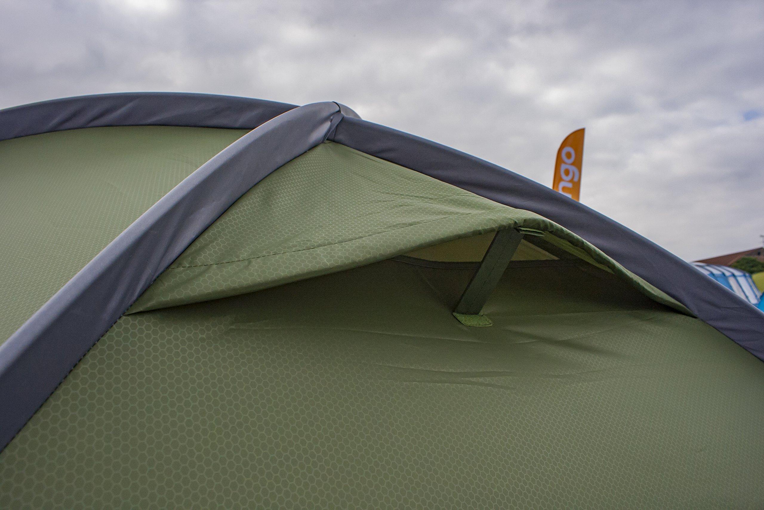 Vango Hydra Trekking Tent, Cactus Green, 200 6