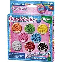 Aquabeads - La Recharge Perles Classiques - 79168 - Recharge Perles Assorties - Loisirs Créatifs