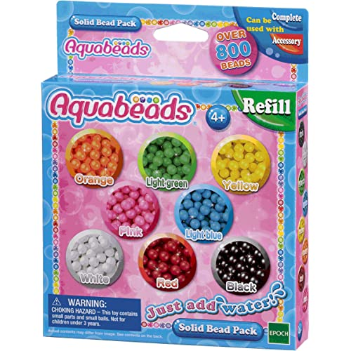 Aquabeads 79168 Scatola Perline Solide