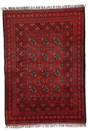 Orient teppich  Parwis Orientteppich für Wohnzimmer, Schlafzimmer, Küche, Flur ...