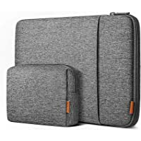 Inateck 360° Rundumschutz 13 Zoll Hülle Laptoptasche Kompatibel mit 13 MacBook Air 2020M1-2018, 13 MacBook Pro 2020M1…
