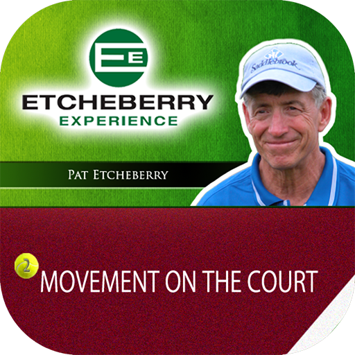 Tennis Movement on The Court Pat Etcheberry -