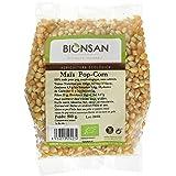 Bionsan Maïs Biologique pour Popcorn | Sachets de 500gr